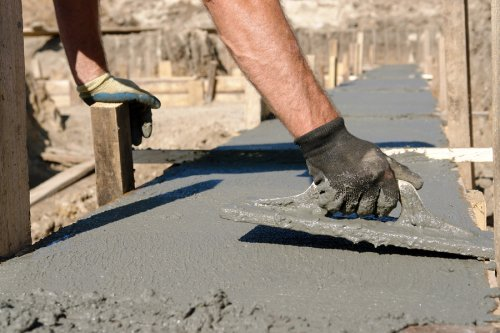 concrete - slab - foundation